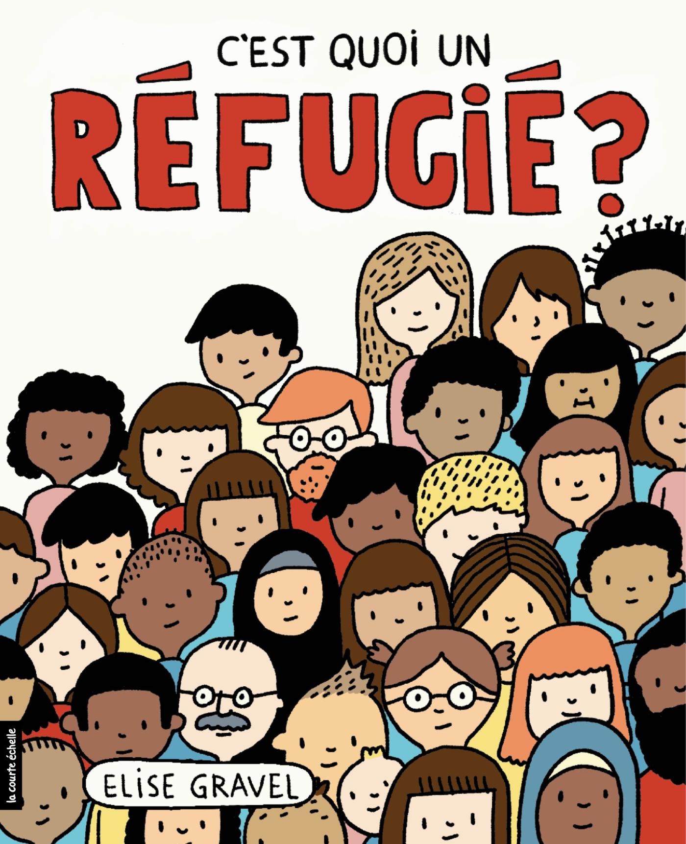 C?est quoi, un réfugié ?