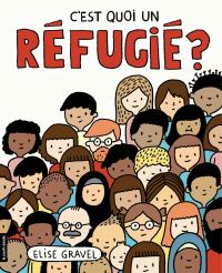 Image de couverture (C'est quoi, un réfugié ?)