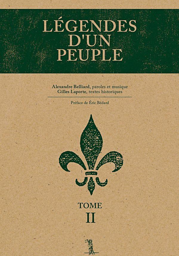 Vignette du livre Légendes d'un peuple Tome II