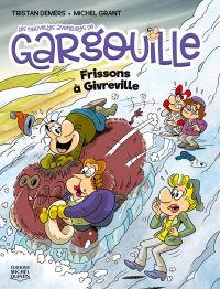 Image de couverture (Gargouille 4 - Frissons à Givreville)