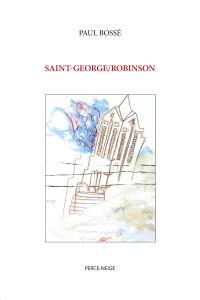 Image de couverture (Saint-George/Robinson)