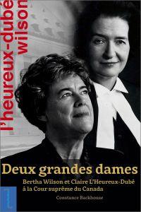 Deux grandes dames: Bertha ...