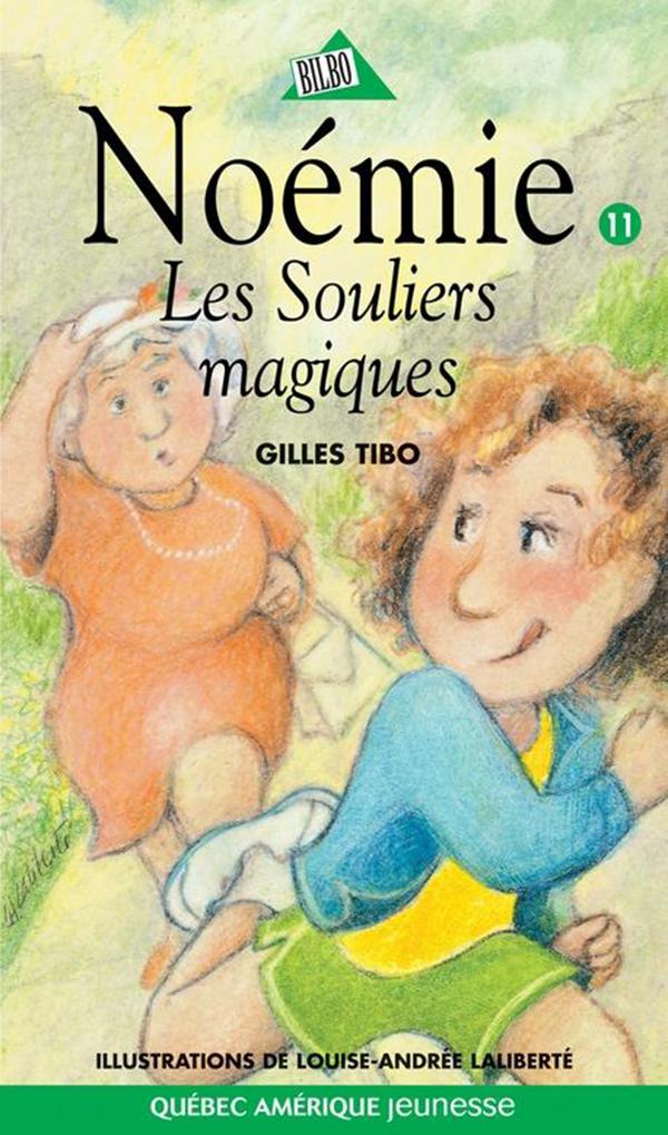 Noémie 11 - Les Souliers ma...
