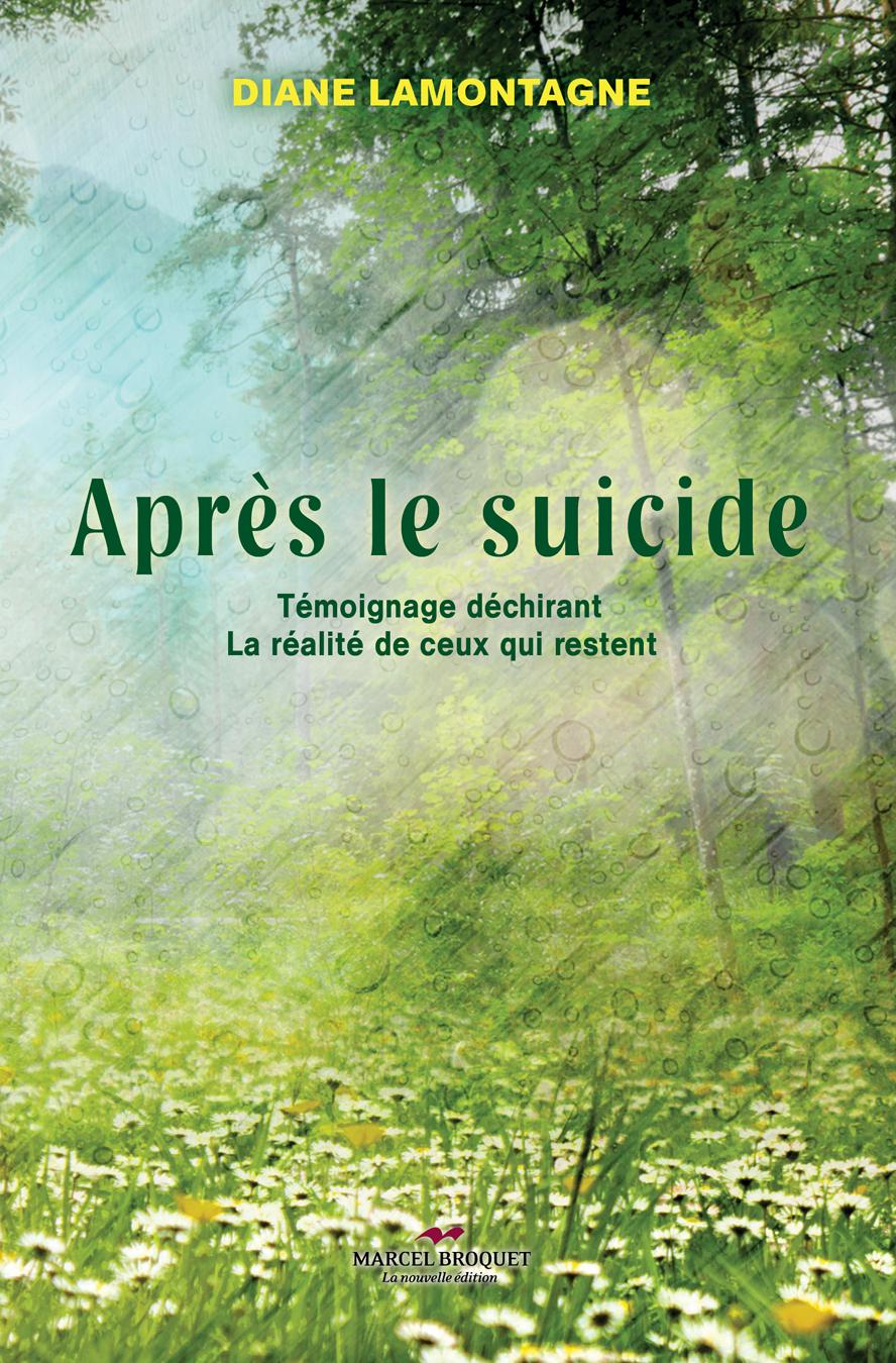 Après le suicide, Témoignage déchirant …  la réalité de ceux qui restent.