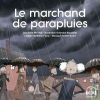 Le marchand de parapluies