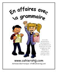 En affaires avec la grammaire