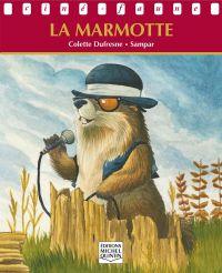 Image de couverture (Ciné-faune - La marmotte)