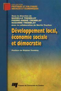 Développement local, économ...