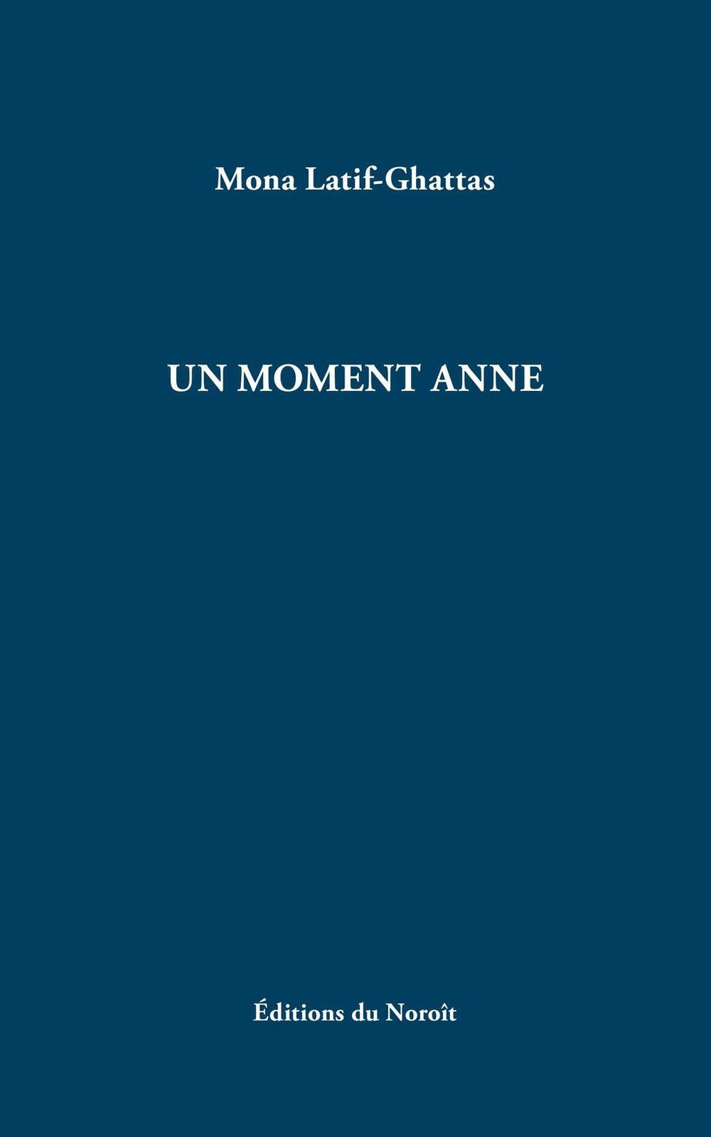 Un moment Anne
