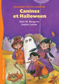 Cover image (Canines et Halloween)