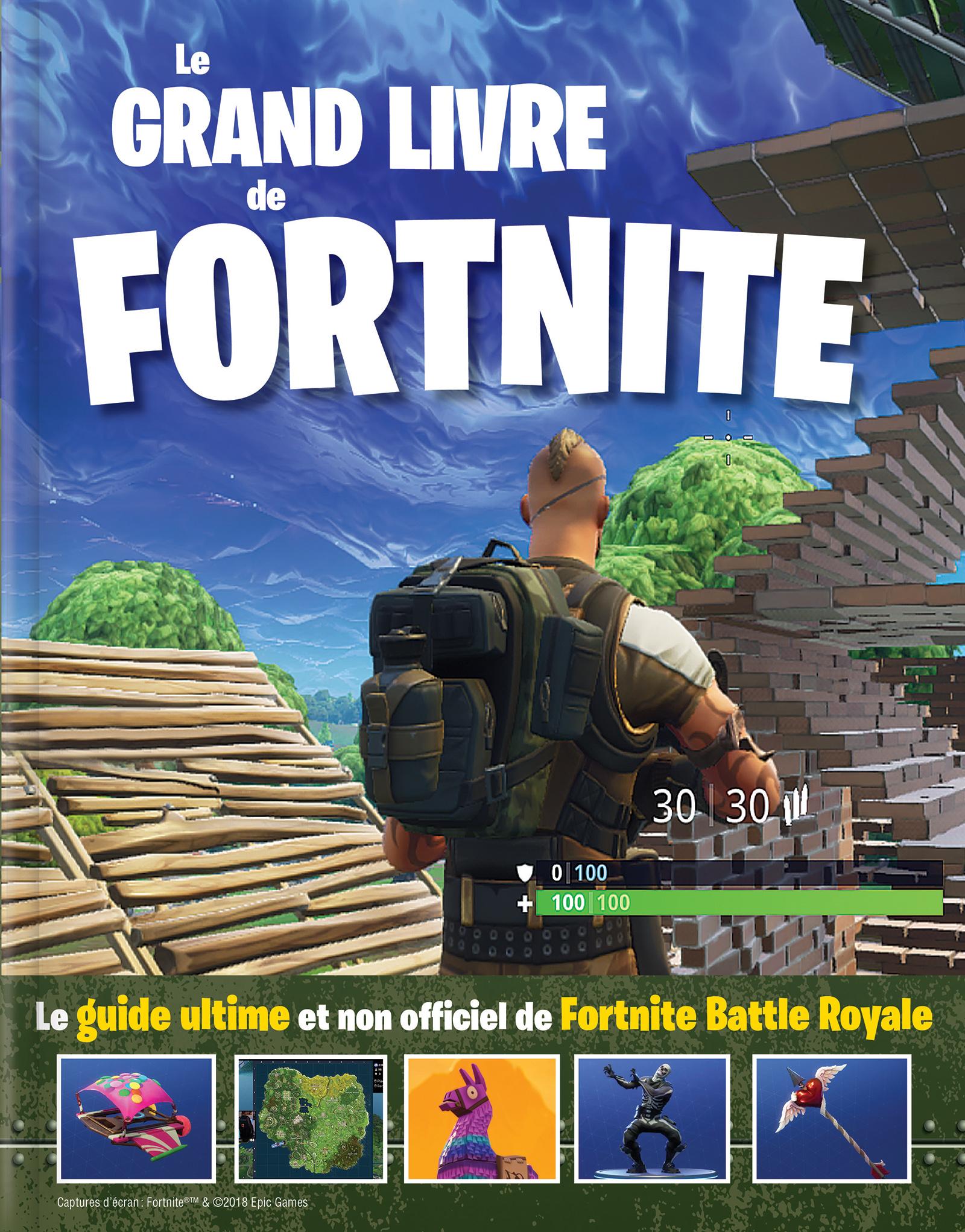 Le grand livre de Fortnite