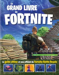 Image de couverture (Le grand livre de Fortnite)