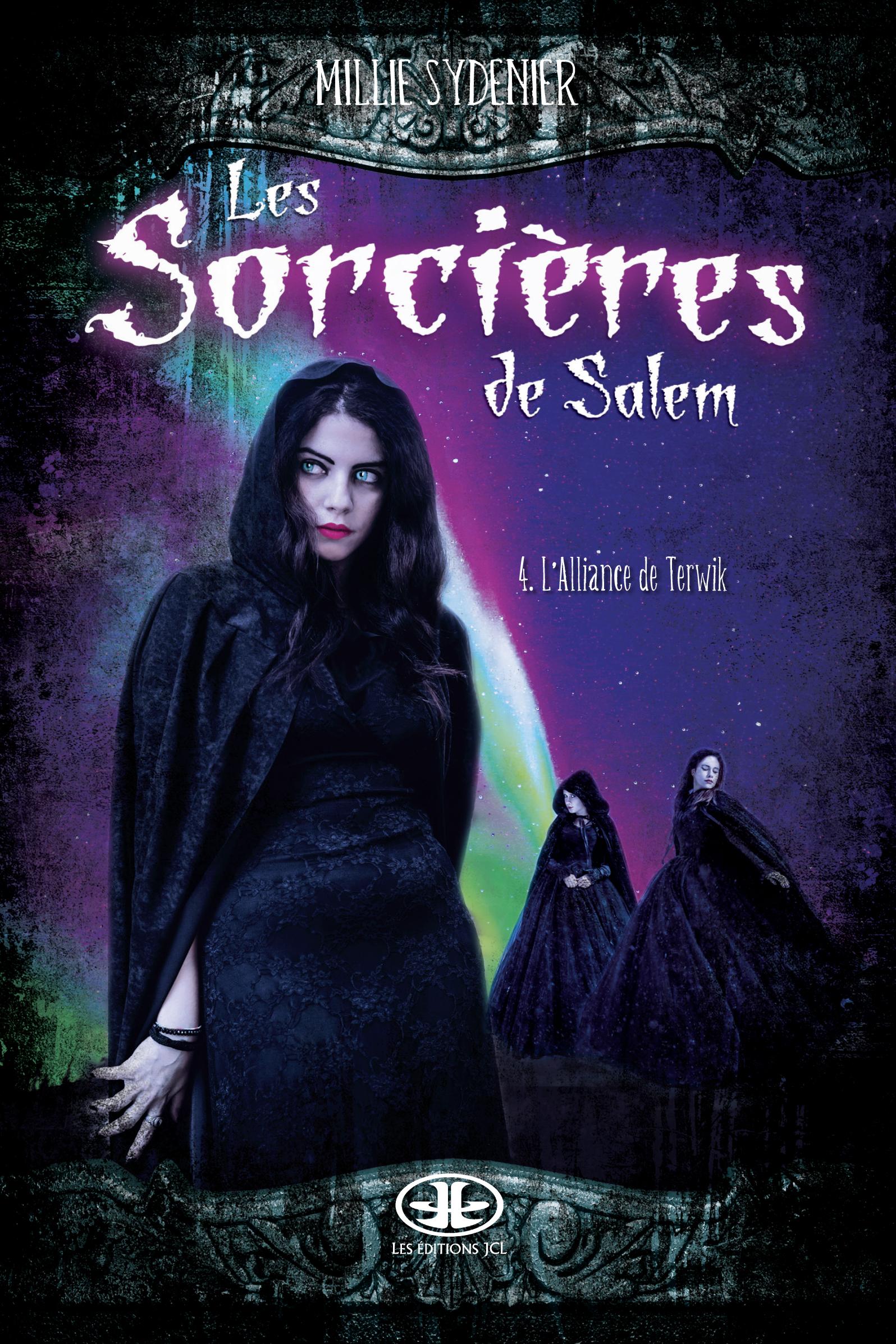 Les sorcières de Salem, T.4