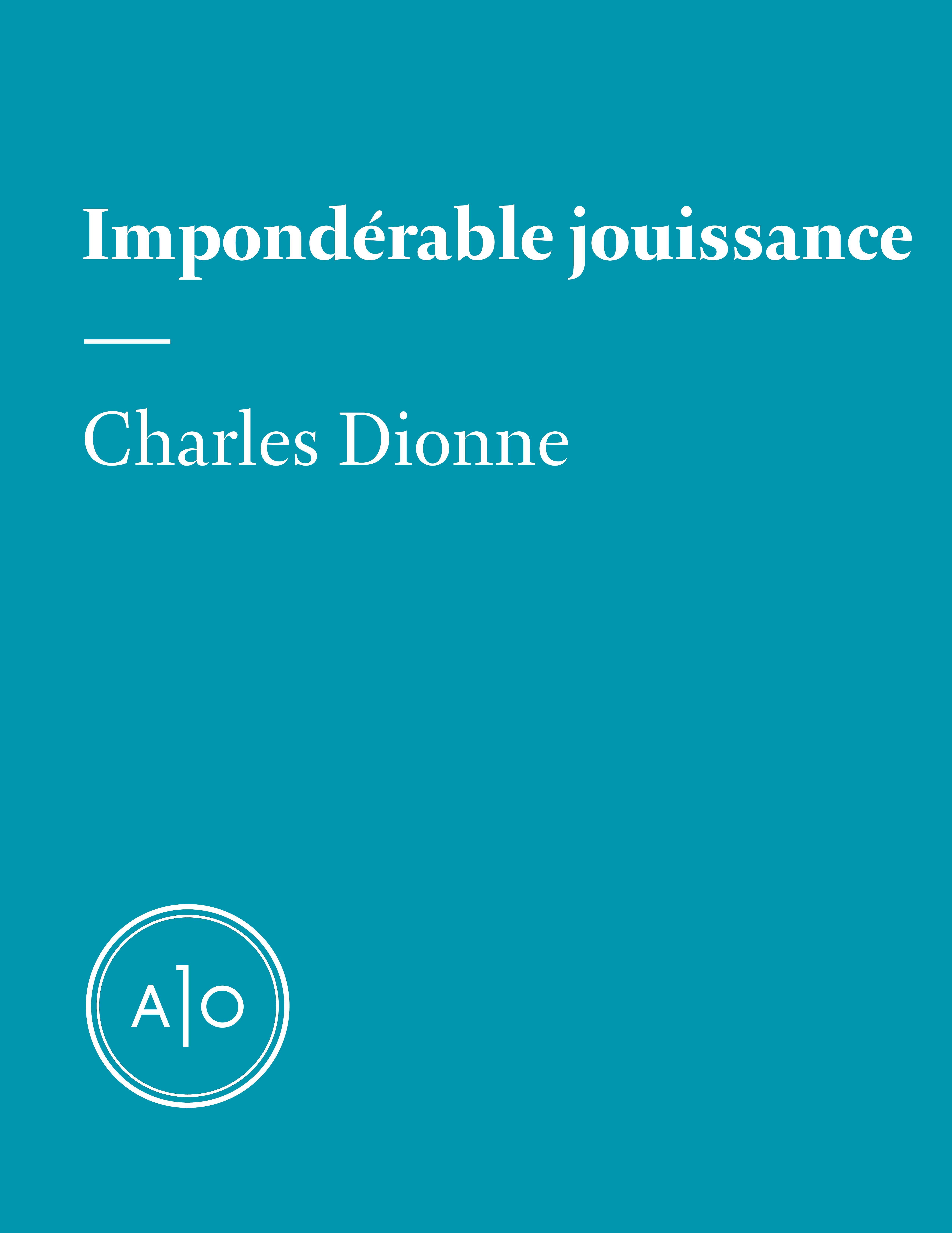 Impondérable jouissance