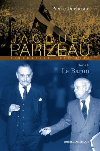 Jacques Parizeau Tome 2