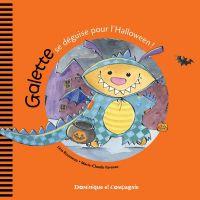 Image de couverture (Galette se déguise pour l'Halloween !)