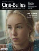 Ciné-Bulles. Vol. 37 No. 1,...