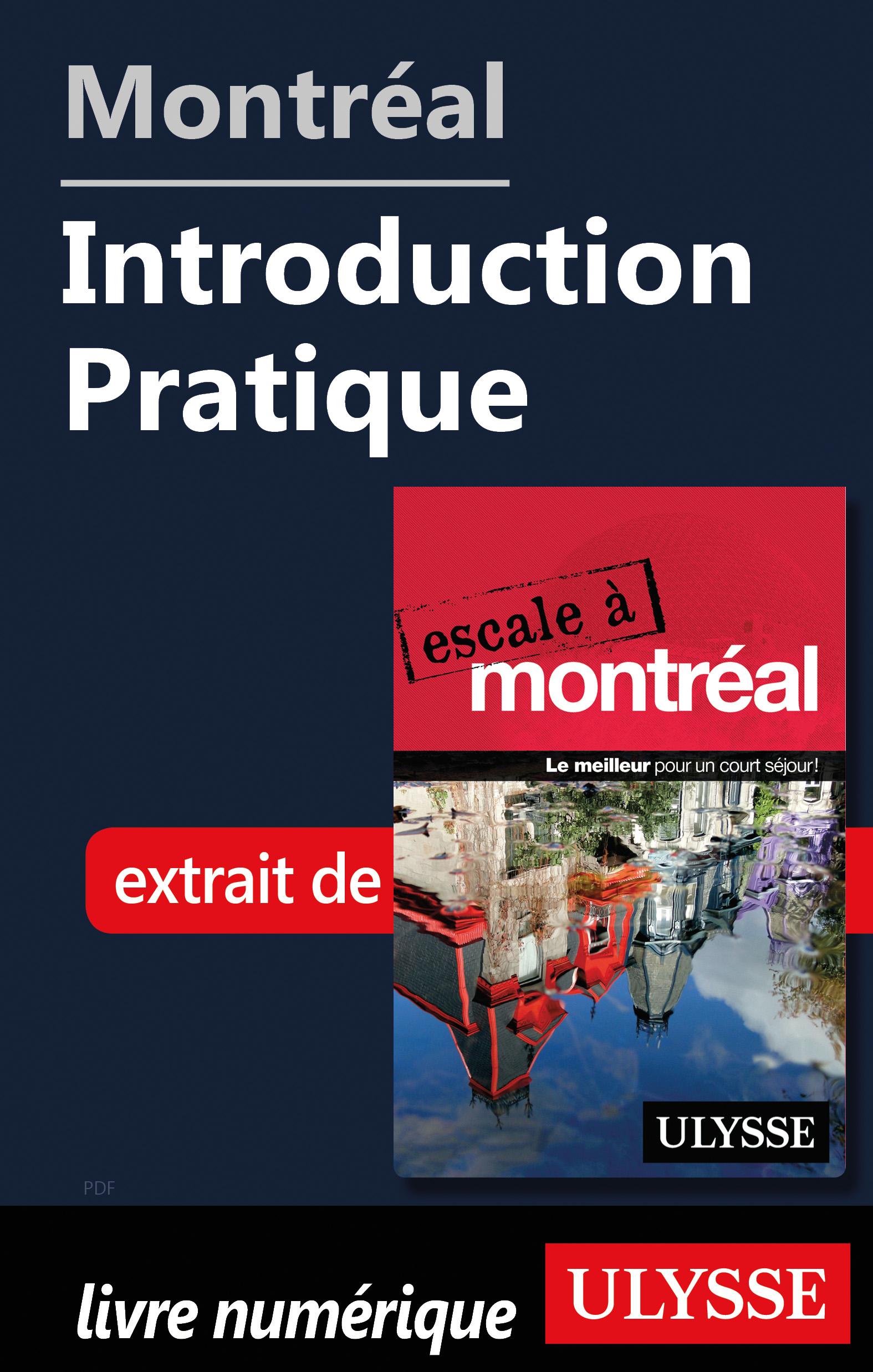 Montréal - Introduction Pra...