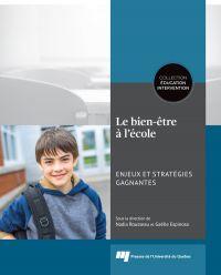 Image de couverture (Le bien-être à l'école: enjeux et stratégies gagnantes)