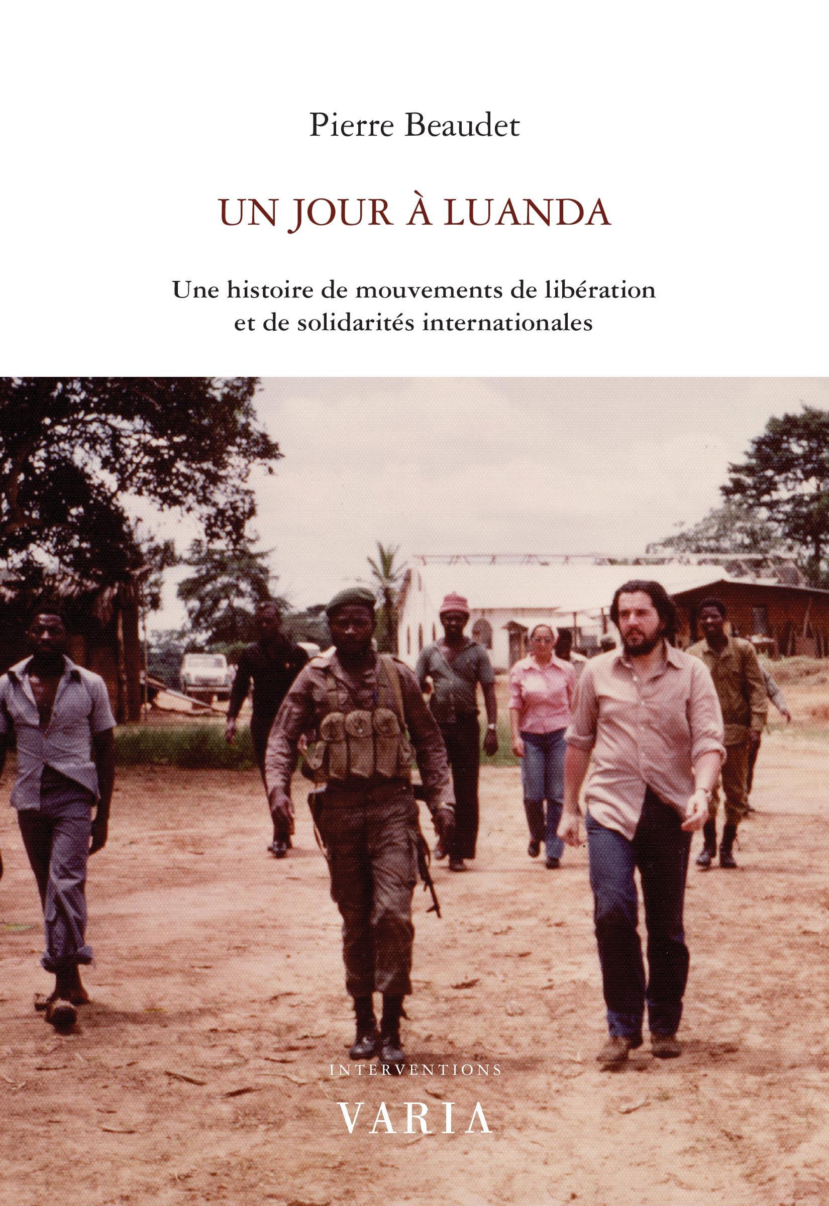 Un jour à Luanda