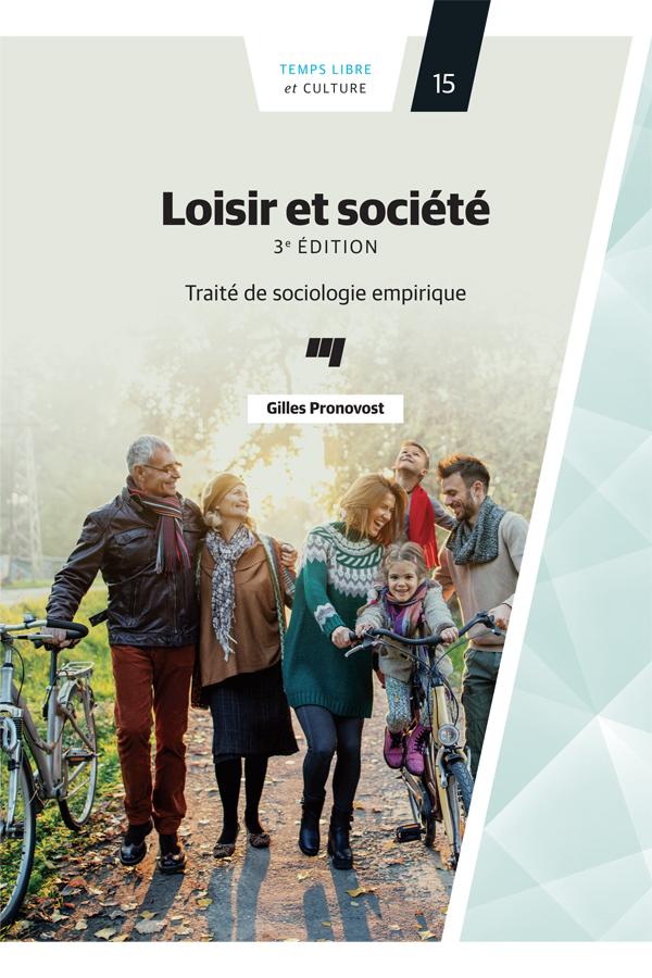 Loisir et société 3e édition