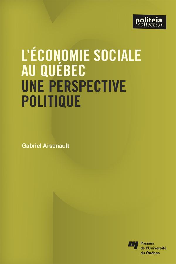 L'économie sociale au Québec