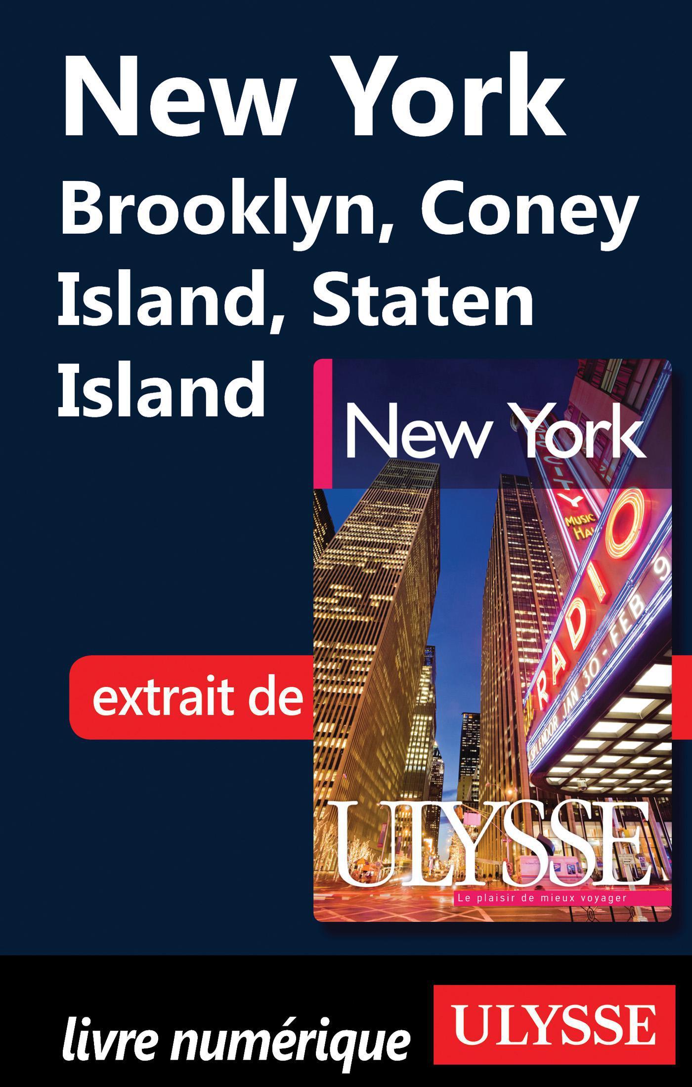New York - Brooklyn, Coney ...