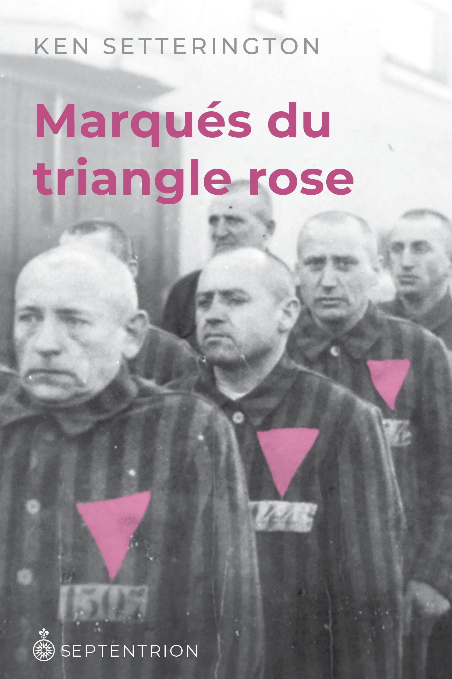 Marqués par le triangle rose