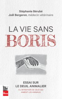Image de couverture (La vie sans Boris)