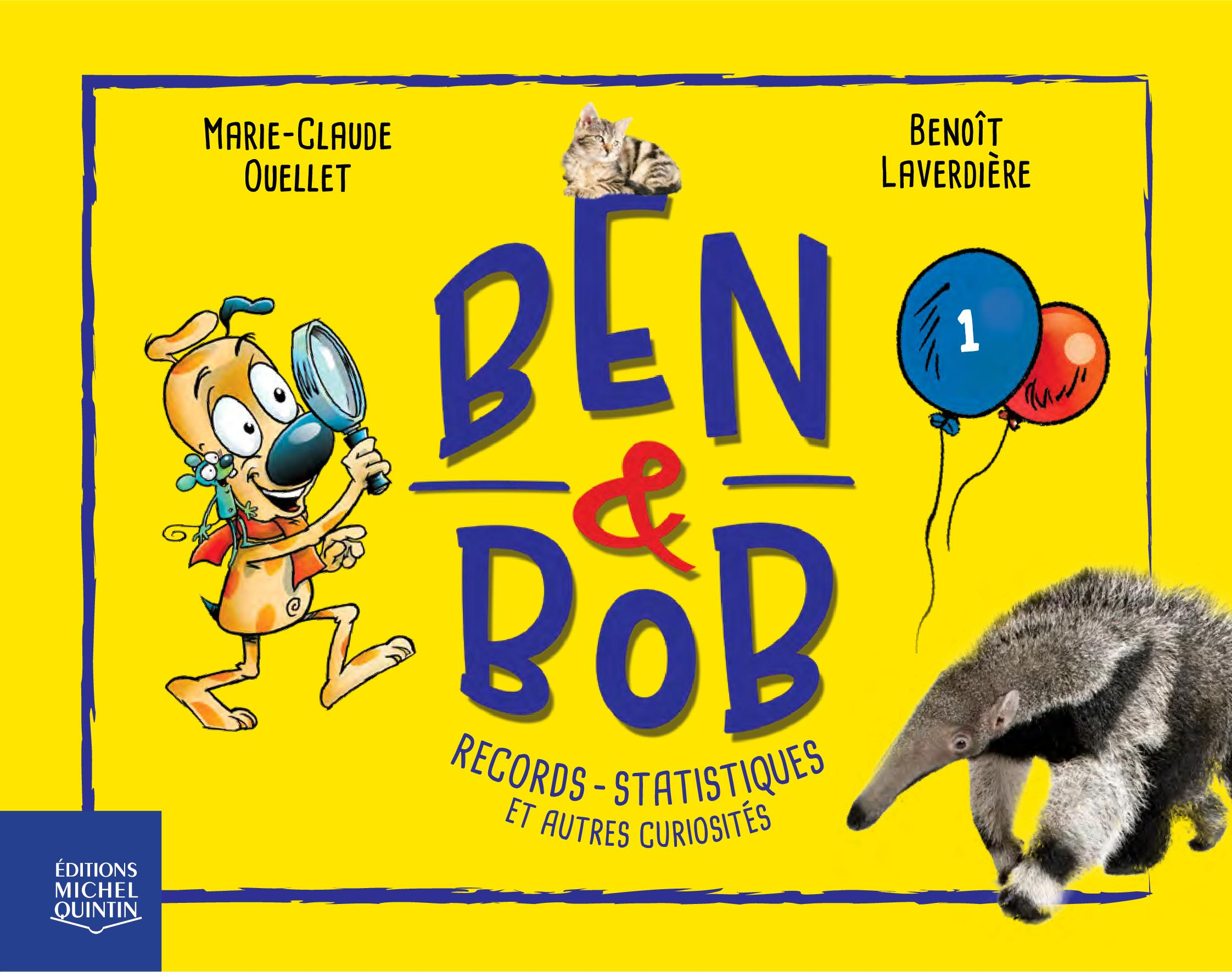 Ben et Bob 1 - Records, sta...
