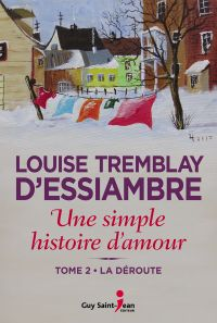 Cover image (Une simple histoire d'amour, tome 2)
