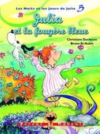 Julia et la fougère bleue