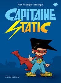 Image de couverture (Capitaine Static 1)