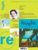 Image de couverture (Lurelu. Vol. 41 No. 1, Printemps-Été 2018)