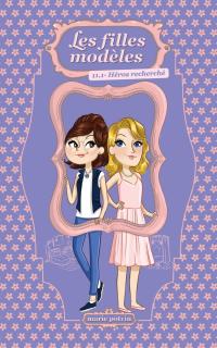 Image de couverture (Les filles modèles 11.1)