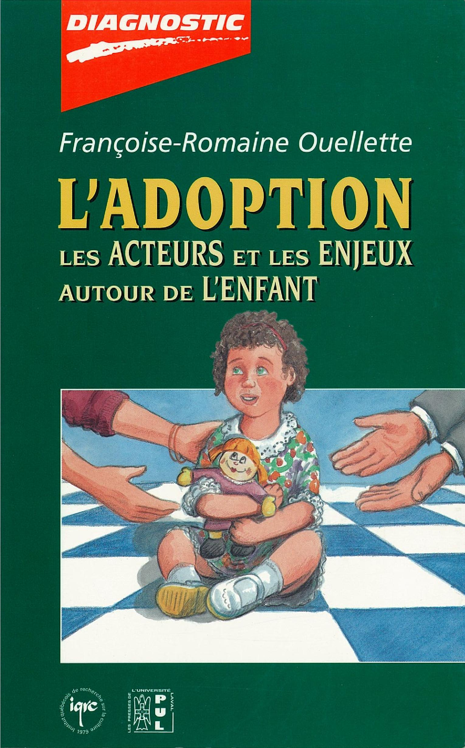 L'adoption: acteurs et enje...