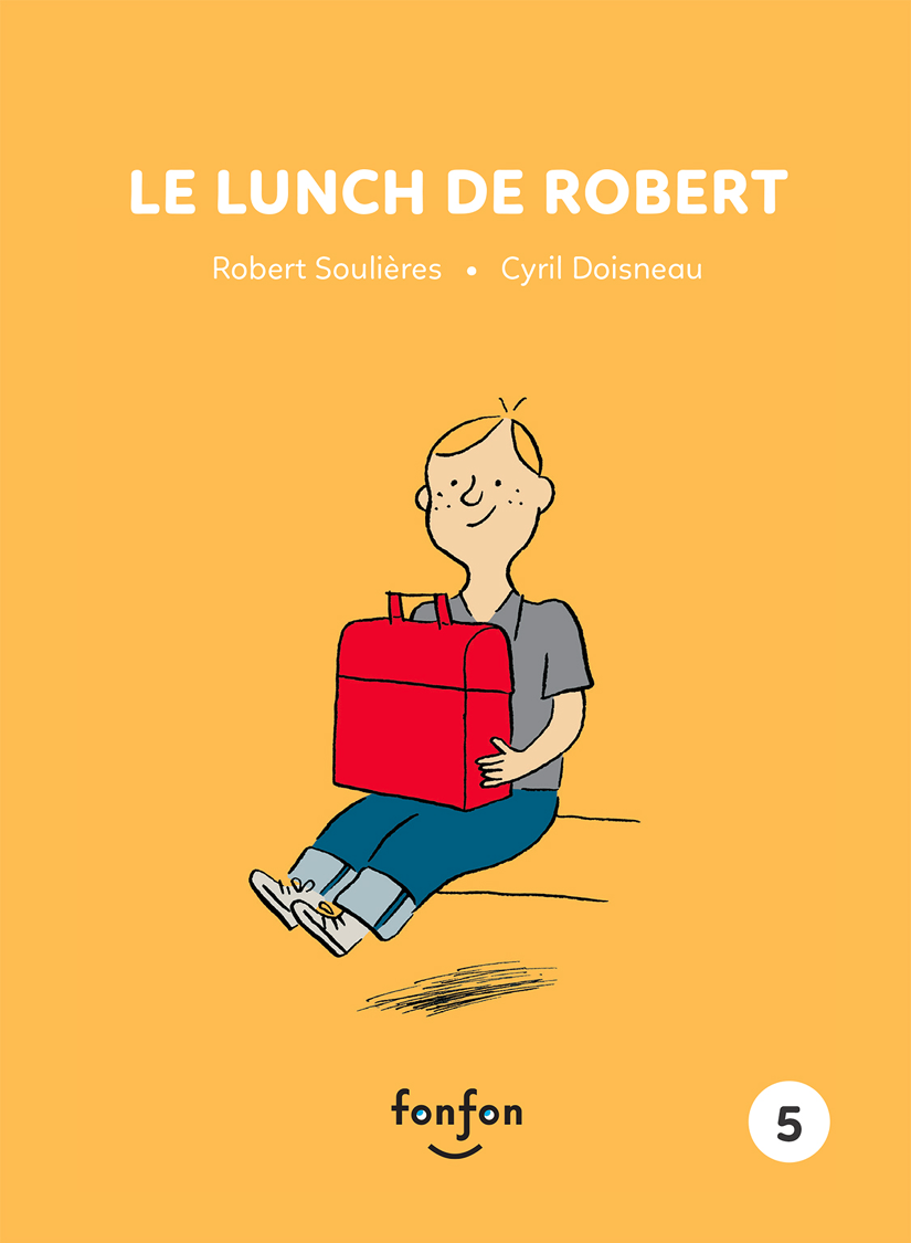 Le lunch de Robert