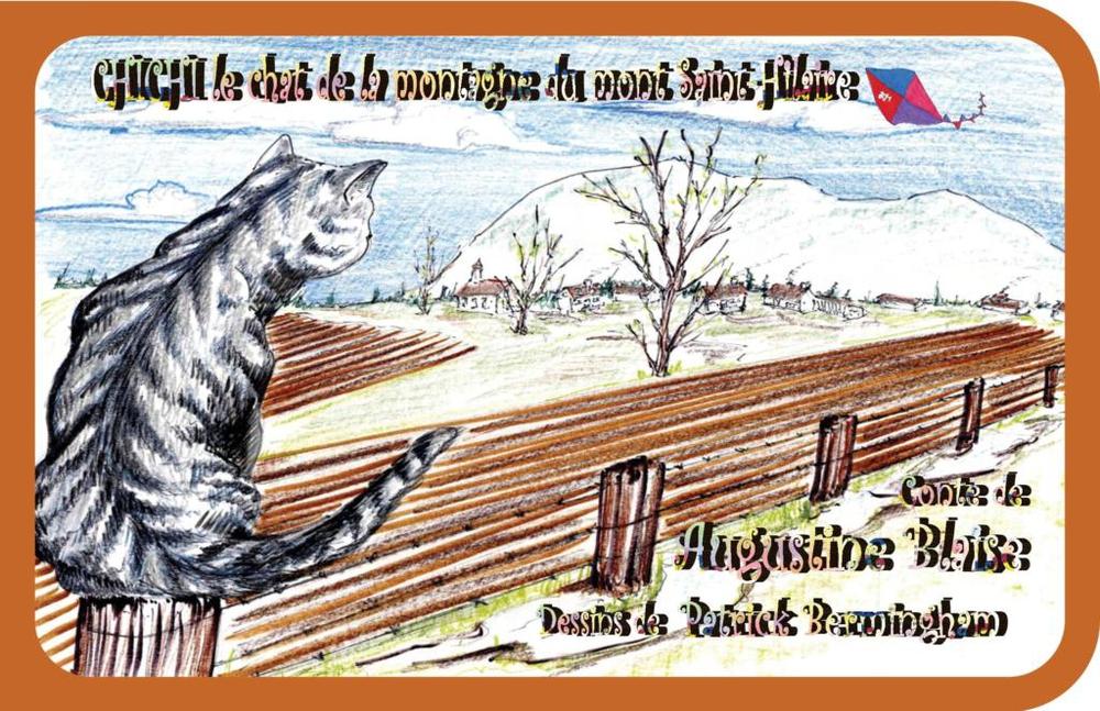 Chichi, le chat de la monta...