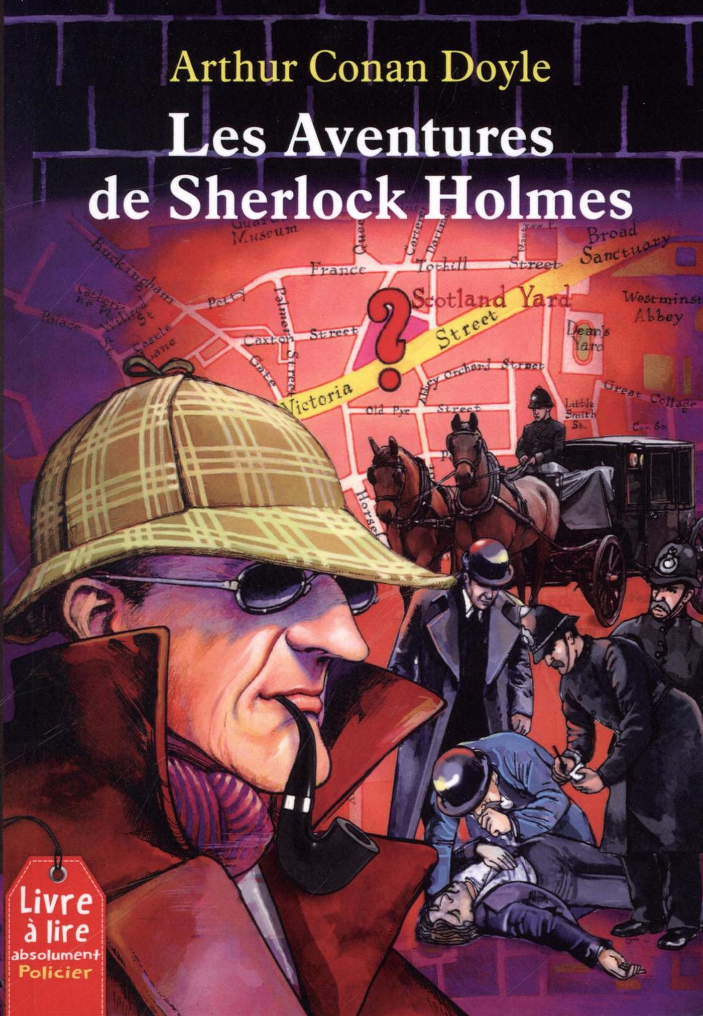 Les Aventures de Sherlock H...