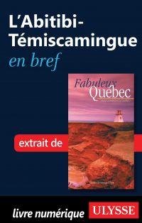 L'Abitibi-Témiscamingue en ...