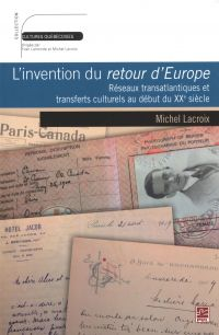 Image de couverture (L'invention du retour d'Europe)