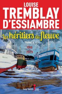 Image de couverture (Les héritiers du fleuve, tome 3)