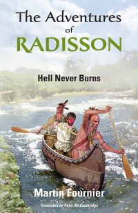 Image de couverture (The Adventures of Radisson 1)