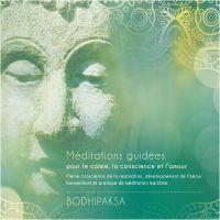Méditations guidées pour le calme, la conscience et l'amour