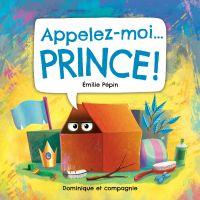 Image de couverture (Appelez-moi... Prince !)
