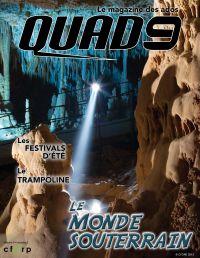 QUAD9 Vol.9, no.2, Le monde...