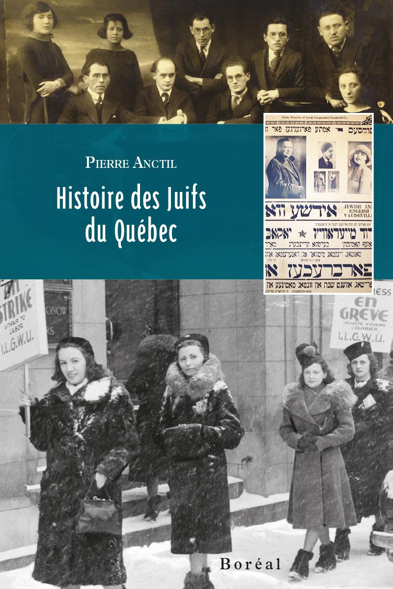 Histoire des Juifs du Québec