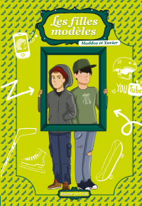 Image de couverture (Hors-série Les filles modèles: Maddox et Xavier)