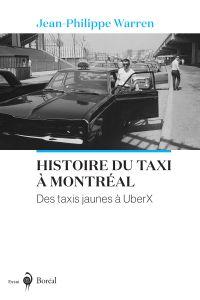 Image de couverture (Histoire du taxi à Montréal)