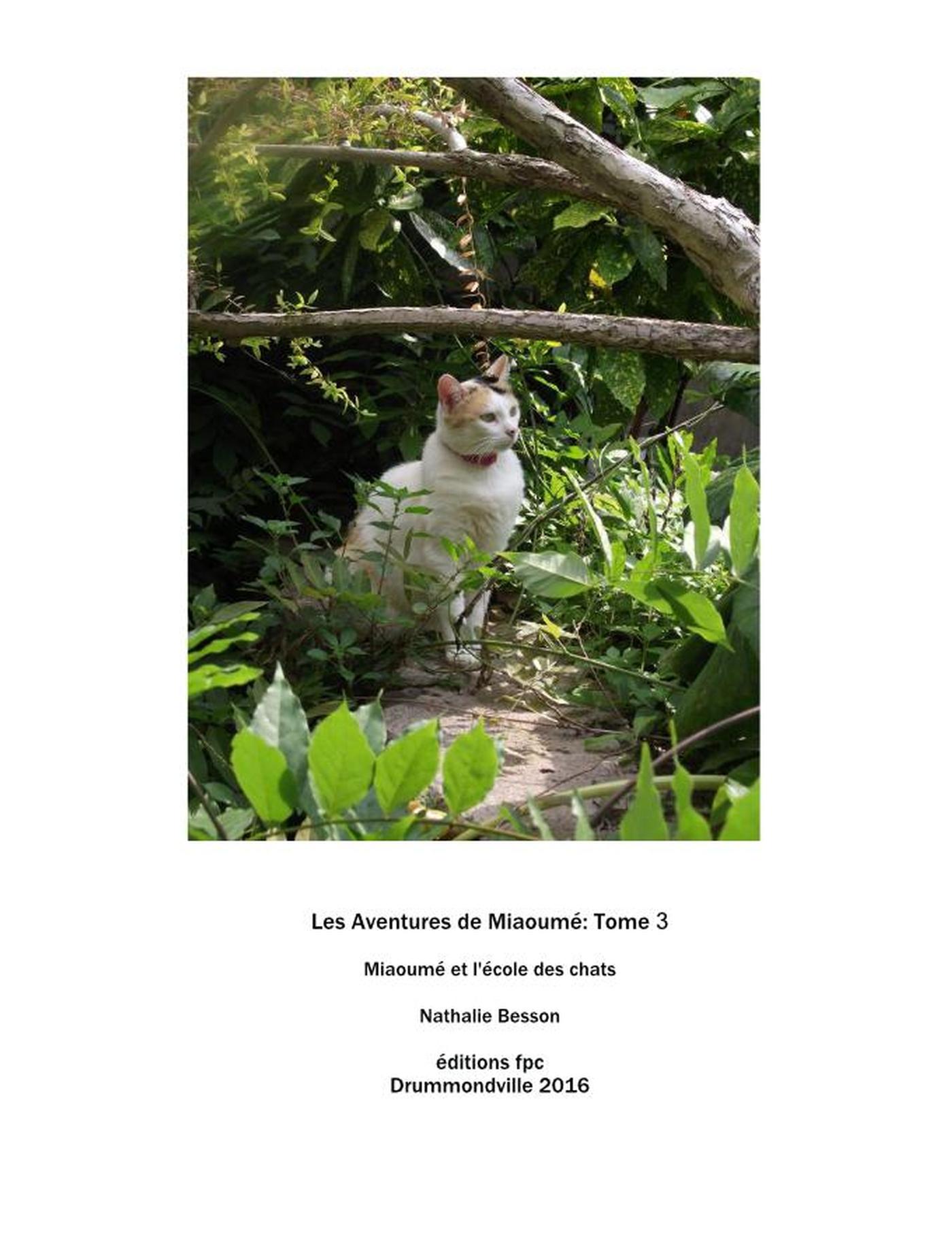 Les Aventures de Miaoumé, T...